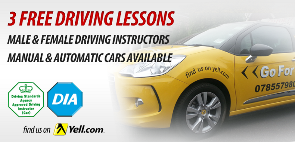 Driving Instructor in Chapeltown